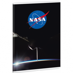 Ars Una zošit NASA A4 dark