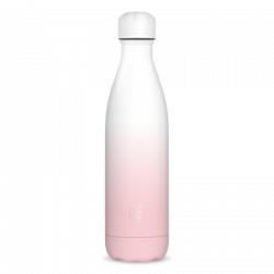 Butelka termiczna Ars Una Gradient pink 500 ml