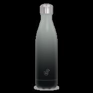 Butelka termiczna Ars Una Gradient czarna 500 ml