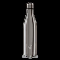 Ars Una Termofľaša Metal silver 500 ml