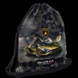 Sáček na přezůvky Lamborghini Gold