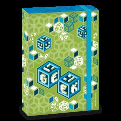 Box na zošity Geek 21 A5