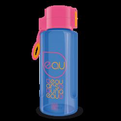 Láhev Autonomy 21 růžovo-modrá 650 ml