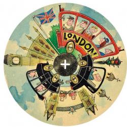 Artoy City disk Okolo sveta - Londýn