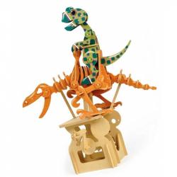 Artoy stavebnica pohyblivého modelu - Brontosaurus