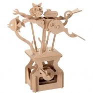 ARToy stavebnice pohyblivého modelu - Kočičí potápěč