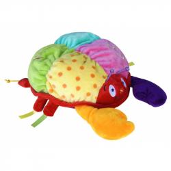 Krab plyšový pro nejmenší 28 cm