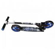 Hulajnoga Aluminium Scooter Muuwmi STG 205 mm, czarno-niebieski