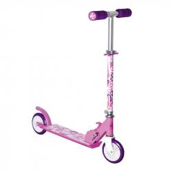AUTHENTIC SPORTS Hulajnoga Kidsscooter Muuwmi 120 mm, różowy