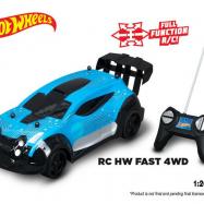 RC HW Fast 4wd