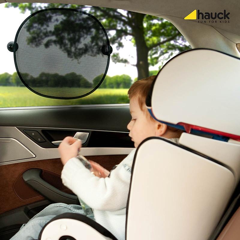 Universální sluneční clona do auta Hauck Cloud Me 2