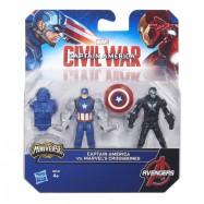 Captain America - 2 fig team vs team