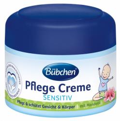 Bübchen pečující krém na obličej a ruce - 75 ml