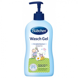 Bübchen Mycí gel sensitiv s pumpičkou 400 ml