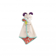 Muchláček králiček Fluffy Bunz