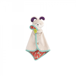 Muchláček králíček Fluffy Bunz