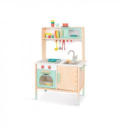 Kuchynka drevená Mini Chef