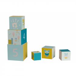 Stohovacie kocky Activity Cubes