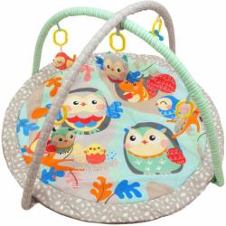 Hrací deka Baby Mix malej sovy