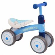 Dětské odrážedlo Baby Mix Baby Bike blue