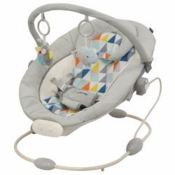 Dětské lehátko Baby Mix světle šedé