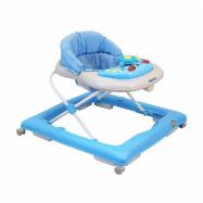 Detské chodítko Baby Mix light blue