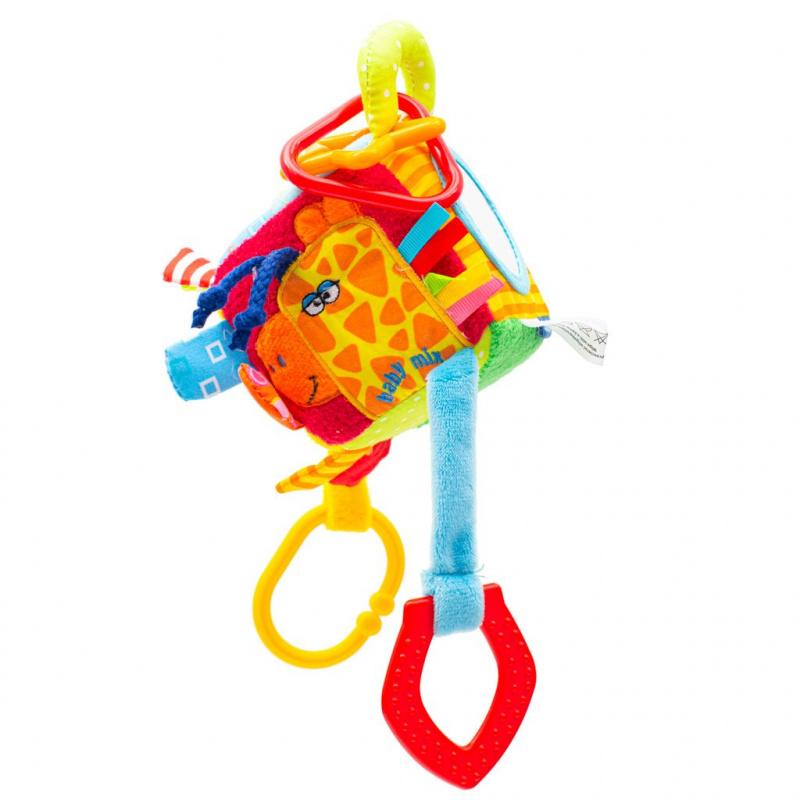Interaktívna hračka Baby Mix kocka ZOO