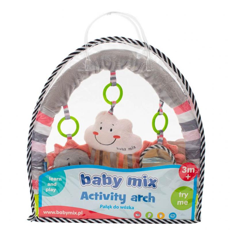 Hračka na kočík Baby Mix obláčik