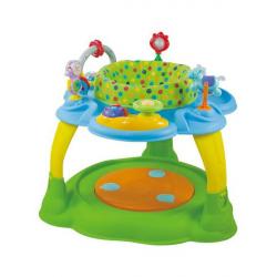 Multifunkčný detský stolček Baby Mix zelený