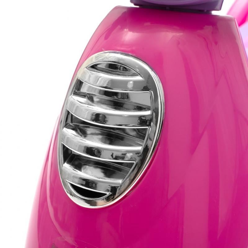 Dětské odrážedlo motorka se zvukem Baby Mix Scooter růžové