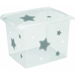 Box na hračky, hvězdy 20,5 l
