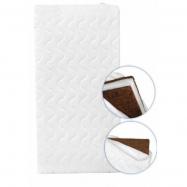 Dětská matrace kokos / pěna / kokos 160 x 90 x 8 cm