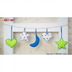 Sada dekorací STARS be LOVE č. 2