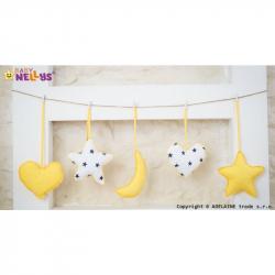 Sada dekorací STARS be LOVE č. 9