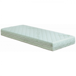 Detská matrac s aloe 120 x 60 x 12 cm, kokos / pena / kokos