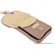 Multifunkční fusák VLNA 4v1 Baby Nellys ® - béžový