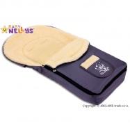 Multifunkčný fusak VLNA 4v1 Baby Nellys ® - grafitový