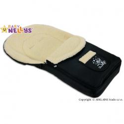 Multifunkčný fusak VLNA 4v1 Baby Nellys ® - čierny