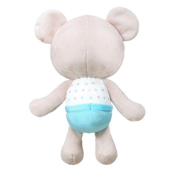 Plyšová hračka s rolničkou - Bear Tony