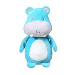 Plyšová hračka s rolničkou - Hippo Marcel