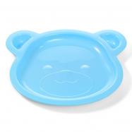 Talířek Bear - modrý