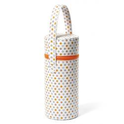 Termobox na dojčenskú fľašu - Bodky