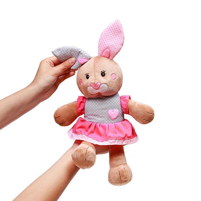 Przytulanka dla niemowląt BUNNY JULIA