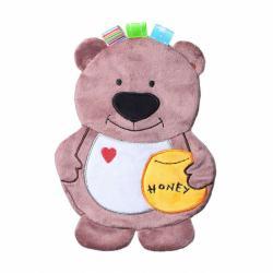 Plyšová hračka Baby Ono Flat Bear Todd