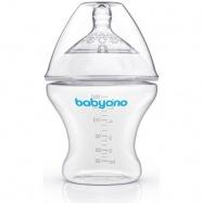 Antikoliková fľaša Baby Ono Natural - 180 ml