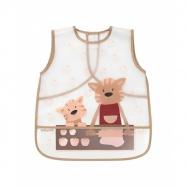 Dětská zástěrka BABY- EXPLORER - Kočičky