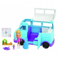 Polly Pocket. Biwakowy kamper