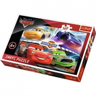 puzzle 160 - Piston Cup / Cars 3