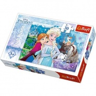 puzzle 30 - Mágia / Ľadové královstvo