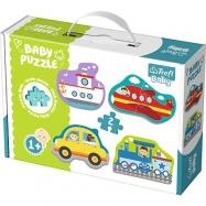 puzzle Baby Classic -  Dopr. prostriedky